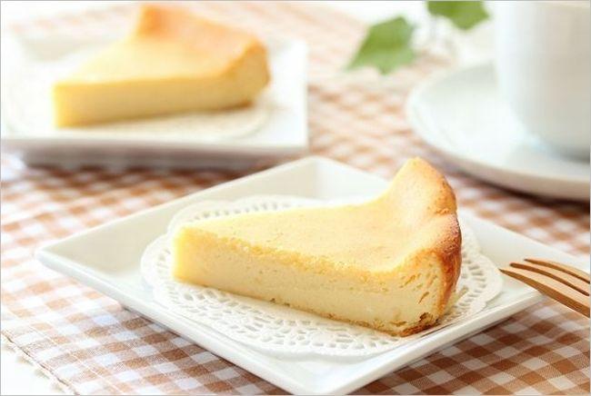チーズケーキのレシピ