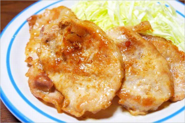 【豚の生姜焼き】栗原はるみ流簡単レシピ!NHKで放送