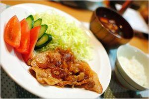 生姜焼きの作り方