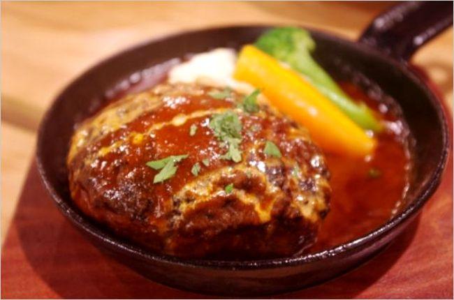 【栗原はるみ流】ハンバーグステーキレシピ!オーブンで簡単に出来る♩