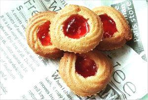 ロシアンクッキーの作り方