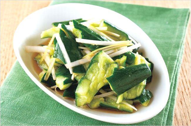 栗原はるみの「きゅうりの甘酢サラダ」が人気♩NHKきょうの料理で紹介