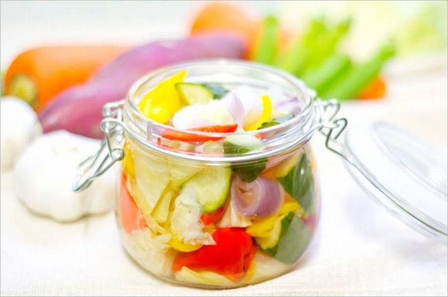 野菜酢漬けの簡単作り方レシピを紹介!【栗原はるみ】
