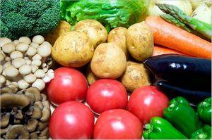 野菜の組み合わせ