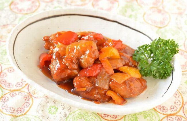 栗原はるみの酢豚レシピの作り方!黒酢の効果も必見