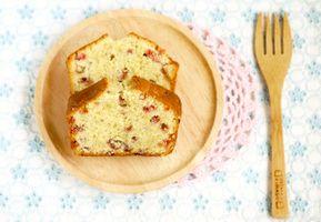 リンゴジャム パウンドケーキ